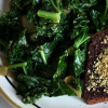 Thumbnail image for Lemon Kale and Garlic Toast
